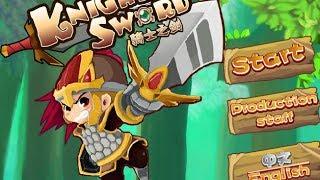 Knight Sword Level1-3 Walkthrough