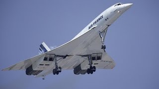 Huge Radio controlled Concorde Scale 4xTurbine Modell Air France R/C Airliner