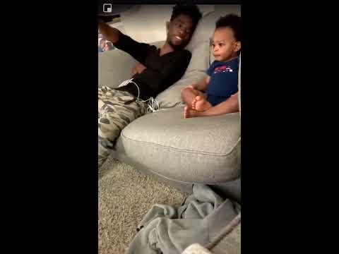 Lulu - Adorable Baby Has Conversation With Dad