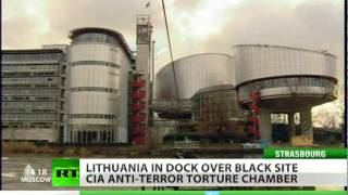 Baltic Gitmo: CIA 'black site' to land Lithuania in court