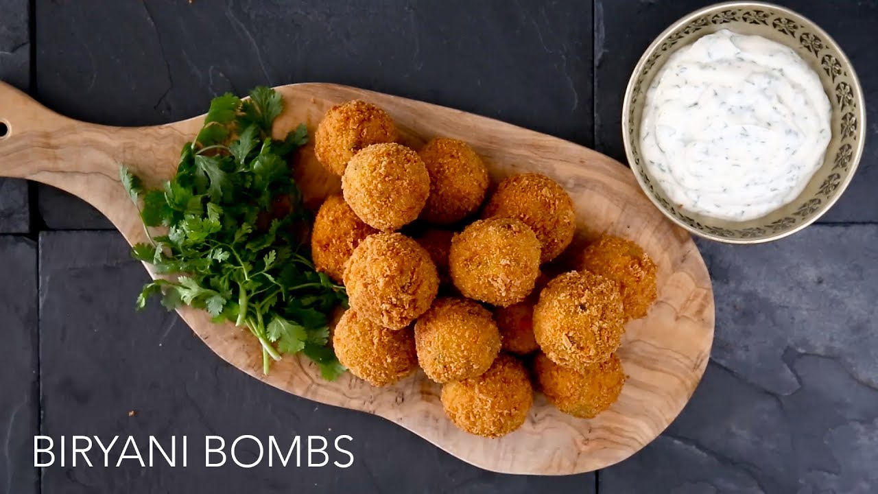 Biryani Bombs