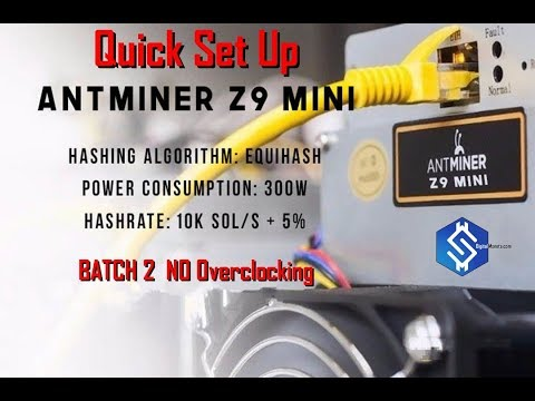 Repeat Asic Firmware Antminer S9 - 20th/s low power mode