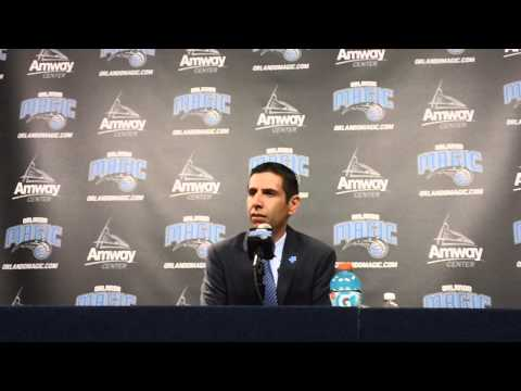 James Borrego San Antonio Spurs Postgame Interview