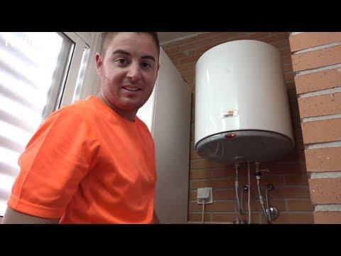 Como cambiar un termo el ctrico instalaci n termo de - Termo electrico agua ...