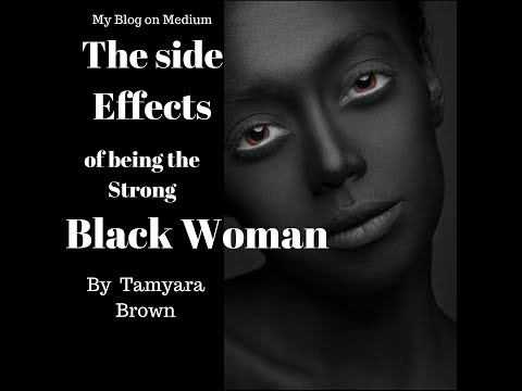 Death of the Strong Black Woman!