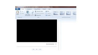 How to Fix - Movie Maker Doesn