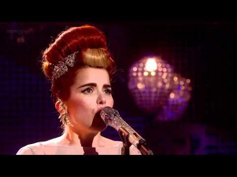 Paloma Faith - Picking Up The Pieces - Graham Norton 15-06-12. HD