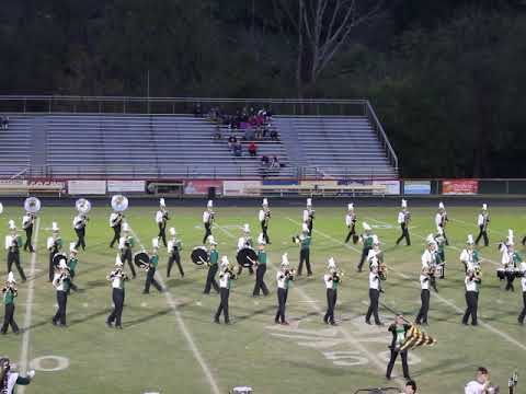 Northside High School Marching Band - Cavalier Classic 2018 - Lord Botetourt High School