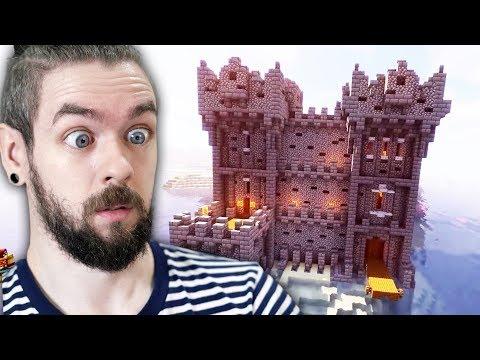 Someone Remade My Minecraft Castle