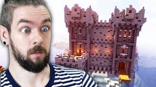 Someone Remade My Minecraft Castle
