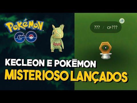 DOIS POKÉMON QUE VOCÊ NÃO CONSEGUE CAPTURAR!! | Pokémon GO