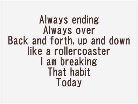 Kelly Clarkson - Gone (Lyrics)