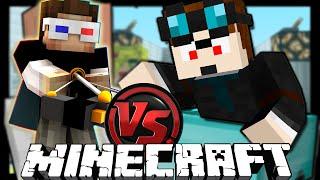 Minecraft TheDiamondMinecart ile SAVAŞIYORUM!