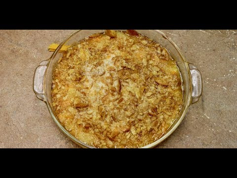 Pineapple Casserole with Michael's Home Cooking