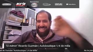 Miercoles en vivo y radio | Formula Automotriz