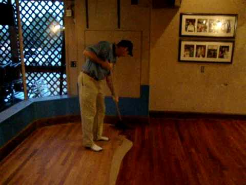 Osmo applied by Universal Floors, Inc