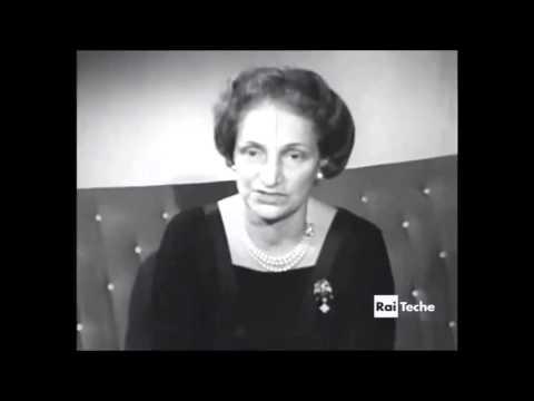 Video Vintage - Maria Antonelli Intervista