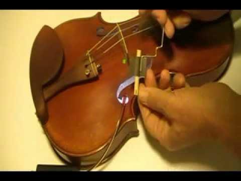 How to Set and Reset violin sound post Best violin sound post Setter Inserter Remover