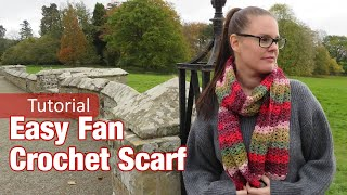 This tutorial was an exclusive tutorial for my Winter 2018 crochet kit and uses a simple fan stitch design, which is perfect for beginners! As I no longer sell kits I ...