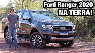 Nova Ford Ranger 2020 na terra! - Falando de Carro