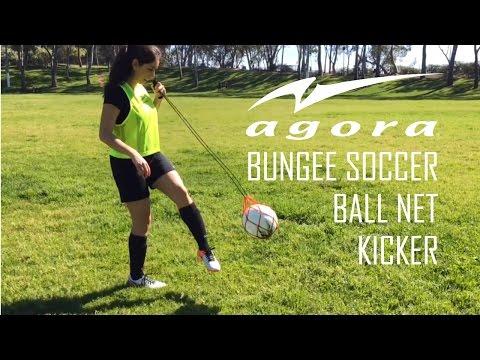 agora bungee soccer ball