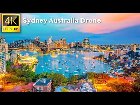 Sydney - 4K UHD Drone Video