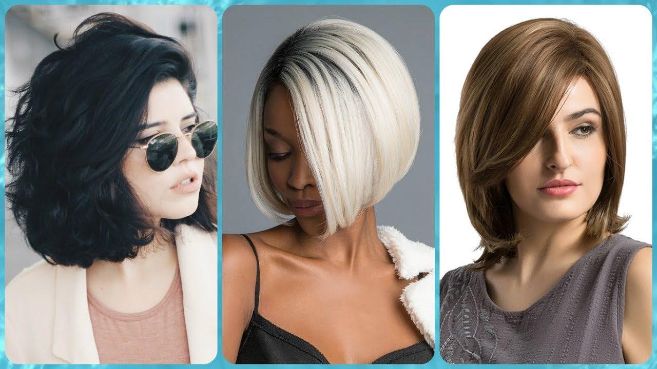 Top 20 modelli di taglio capelli bob medio