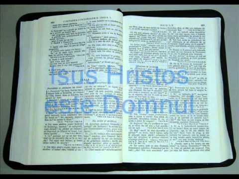 23 - ISAIA - Vechiul Testament - Biblia Audio Romana