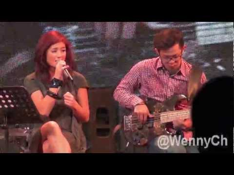 Agnez Monica - Berlebihan @POS 9th Anniversary-Medan (Sesi I)