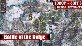 Battle of the Bulge gameplay PC HD [1080p/60fps]