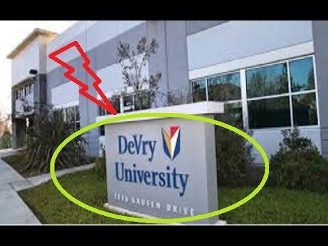Devry Online Bachelor Degree Programs