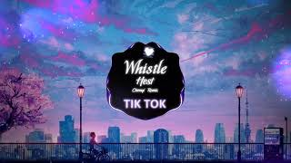 Vietsub+Lyrics Whistle   HEST CHENYI Remix    Nhạc Nền Tiktok Trung Quốc Gây Nghiện