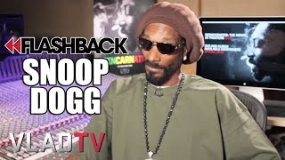 Flashback: Snoop Dogg Details Being a Pimp for 2 Years, Falling in Love