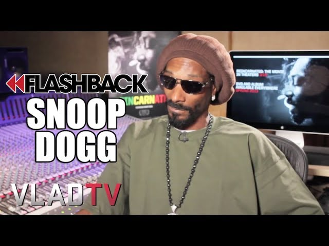 Snoop Dogg Speaks On Being a Pimp for 2 Years and Falling in Love