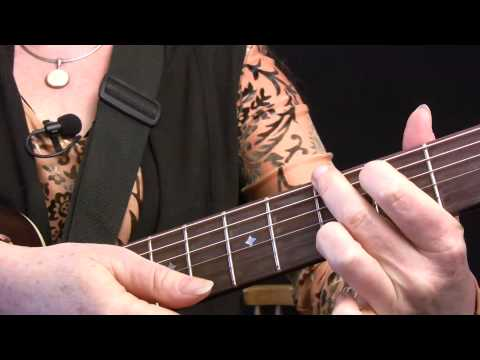 Easy Folk Guitar: Zillions of Songs, Just 3 Chords!