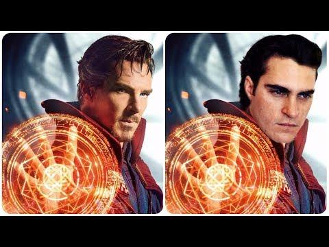 Знаменитые роли Marvel, которые могли сыграть другие актеры | Как могла выглядеть Вселенная Марвел?