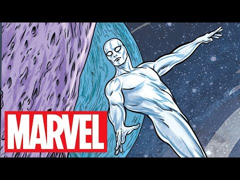 Silver Surfer   Marvel 101