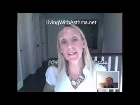 Asthma House Calls: Melissa Pearson's Breathing Exercises for Asthma, Allergies