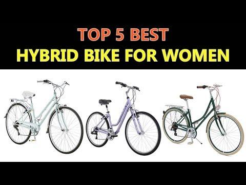 Best Hybrid Bike for Women 2019