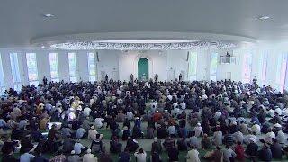 Freitagsansprache 30.09.2016 - Islam Ahmadiyya