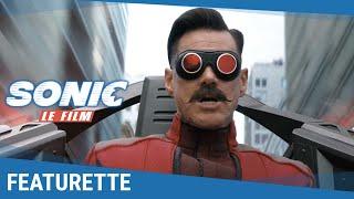 SONIC LE FILM -  Featurette Robotnik [Actuellement au cinéma]