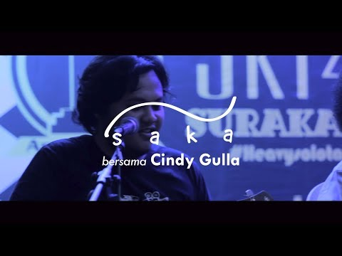 SAKA bersama Cindy Gulla - Tenshi no Shippo [Cover], LIVE at Heavysolotation