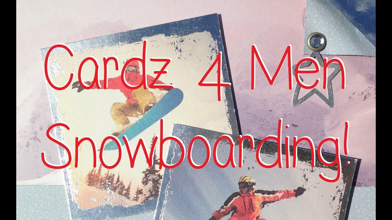 Download Cardz 4 Men Kanban Snowboarding Card