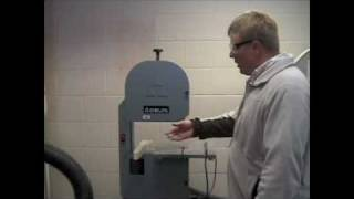Bandsaw Safety Video