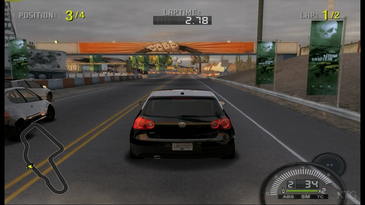 need for speed prostreet ps2 gameplay hd pcsx2 youtube. Black Bedroom Furniture Sets. Home Design Ideas