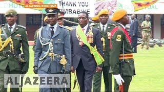 Zimbabwe's new president implicated in 1980s massacres