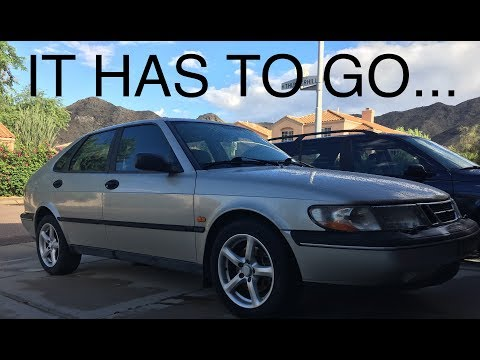 It's Time to Sell the Saab...