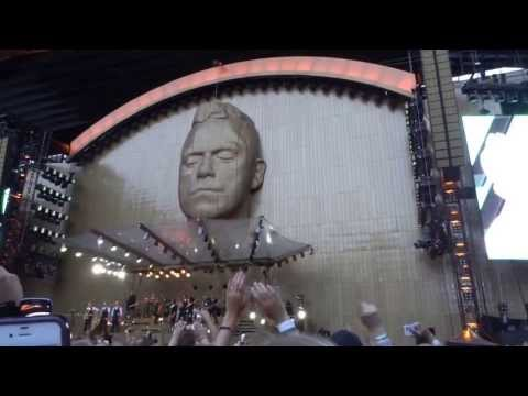 Robbie Williams - Hey Wow Yeah Yeah - Parken 22/07 2013