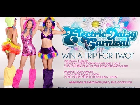 edc contest announcement   rave outfits edc outfits clothes for edc   youtube