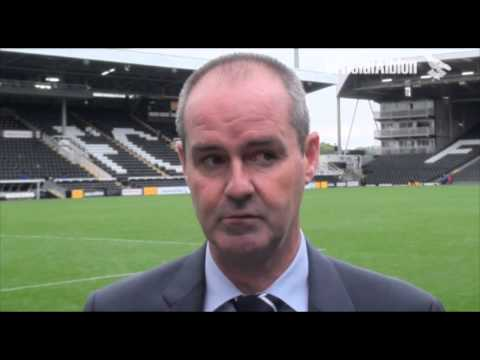 Steve Clarke on the 1-1 draw with Fulham